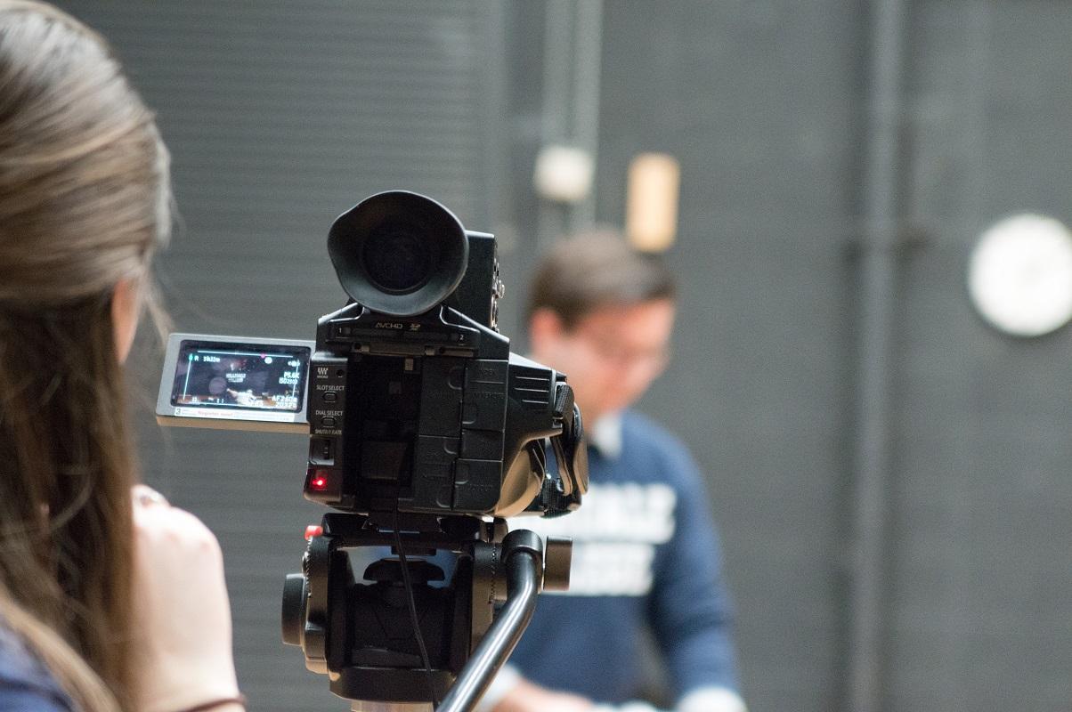 Art film acting acting camera
