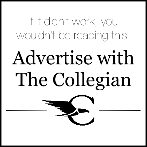 Advertise with the Collegian