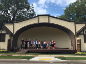 Hillsdale students spent the weekend at the Stratford Theatre Festival | Courtesy
