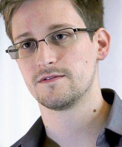Edward Snowden. Wikimedia