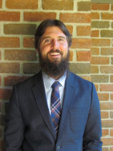 Associate Professor of Chemistry Matthew Young is replacing Professor of Chemistry Mark Nussbaum as chemistry department chair. Matthew Young   Courtesy