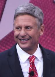 Libertarian Party presidential candidate Gary Johnson | Wikimedia