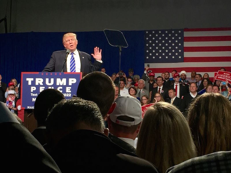 Trump To Nevadans: You Say Nevada Wrong