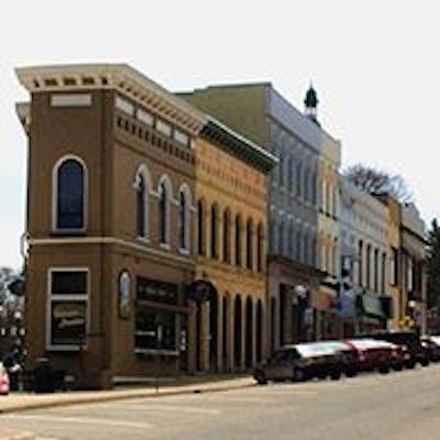 An image of downtown Hillsdale. Facebook/Courtesy