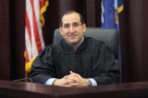Justice David Viviano | Facebook