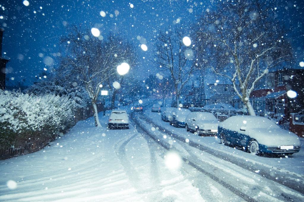 Winter is coming | Wikimedia