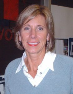 Betsy DeVos | Wikimedia