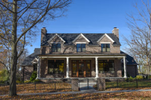A new house was built on Manning Street. Sarah Reinsel | Collegian