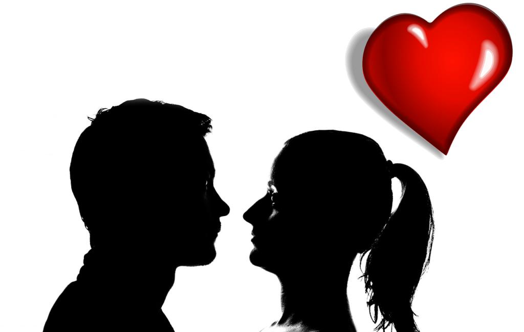 Valentine's couple (photo: Pixabay)