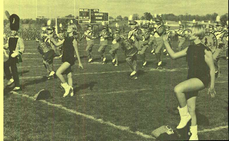 Blast from the Past: Hillsdale Homecoming in 1968 ...