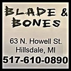 Blade Bones Ad
