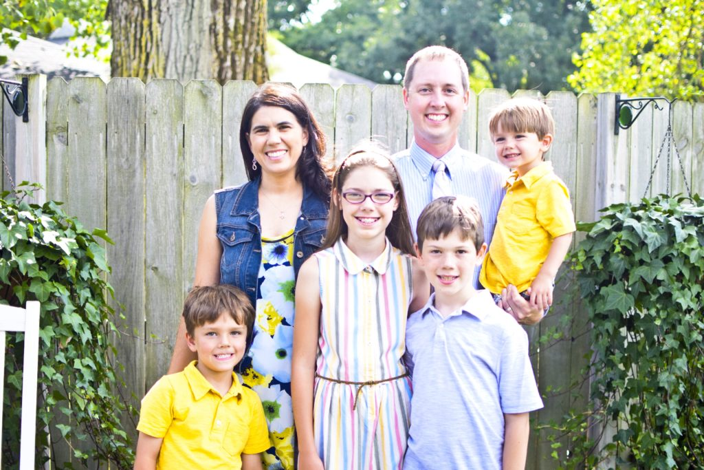 Destination Johannesburg: Local pastor and family move to