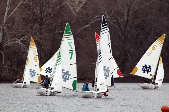 Sailing club receives new boats, plans to improve team dynamics