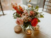 Black Dog Meadows Flower Farm arranges custom wedding bouquets. Courtesy | Kate Beno