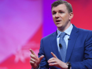 James O'Keefe is the founder of Project Veritas. Courtesy   Twitter