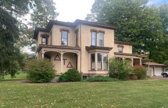 The old Delt house is full of the brothers' memories. Collegian | Josh Hypes